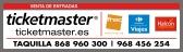 Ticketmaster blanco&color
