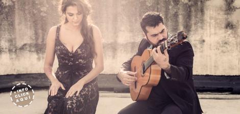 Alba Molina en concierto a Ibi
