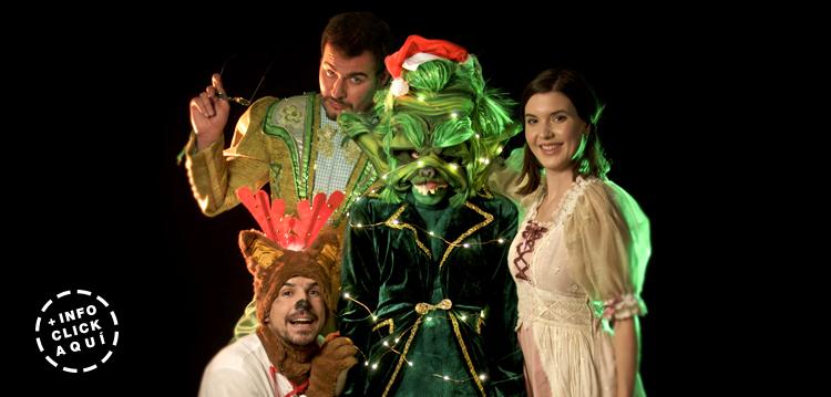El grinch y el robo de la Navidad   Calasparra