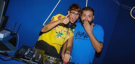 SRA TARDE. DJ