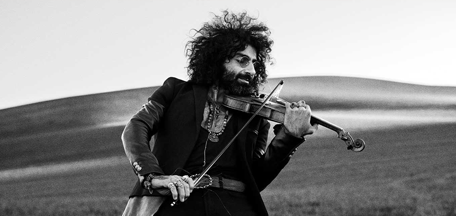 "Ara Malikian ""ROYAL GARAGE WORLD TOUR"" · Cieza · Auditorio Gabriel Celaya"